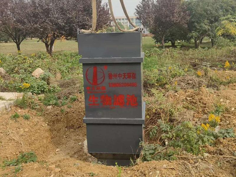 邳州污水一體化處理機