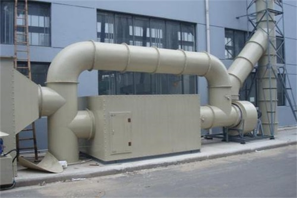 工業廢氣處理設備需要定期清理的原因