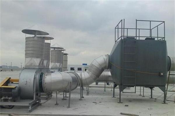 工業廢氣處理設備是怎么處理廢氣